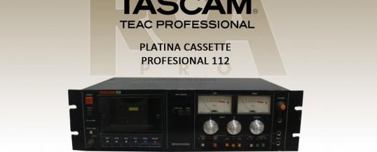 TASCAM 112