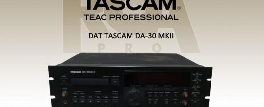 TASCAM DA-30 MKII