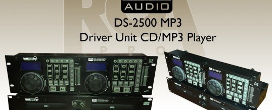 DAP AUDIO DS-2500 MP3