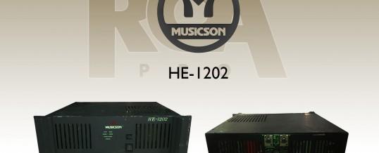 MUSICSON HE-1202