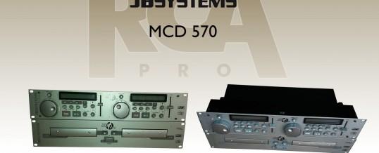 JBSYSTEMS MCD 570