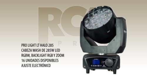 HALO 285 PROLIGHT
