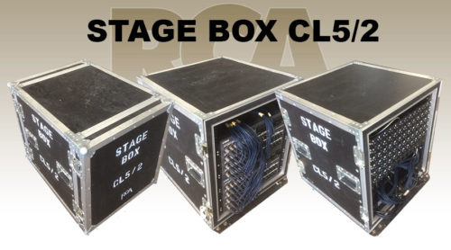 STAGE BOX CL5/2